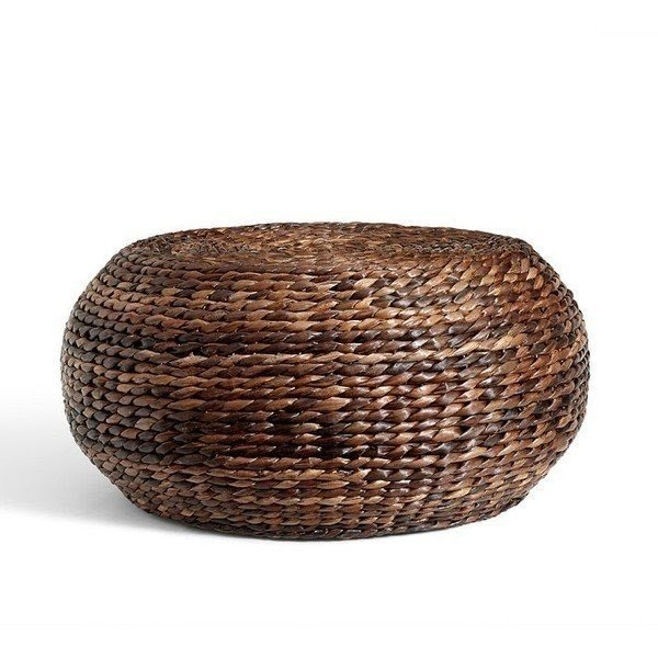 Exceptionnel Round Woven Coffee Table 13
