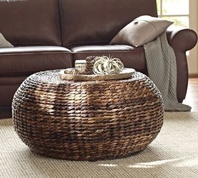 Seagr Round Coffee Table 8