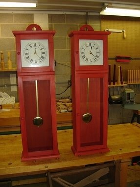 Shaker Wall Clocks Foter