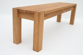 Solid oak dining benches top quality oak dining benches at