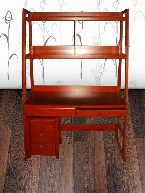Solid Wood Filing Cabinet Bookshelf 1