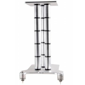 Stainless steel speaker stands 2