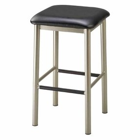 Swivel Counter Stools Backless