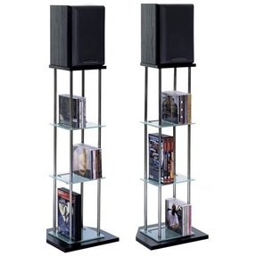 Surround speaker stands