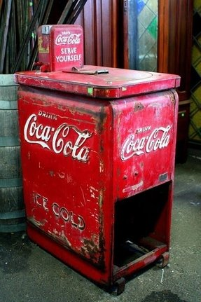 Coca Cola Furniture Ideas On Foter