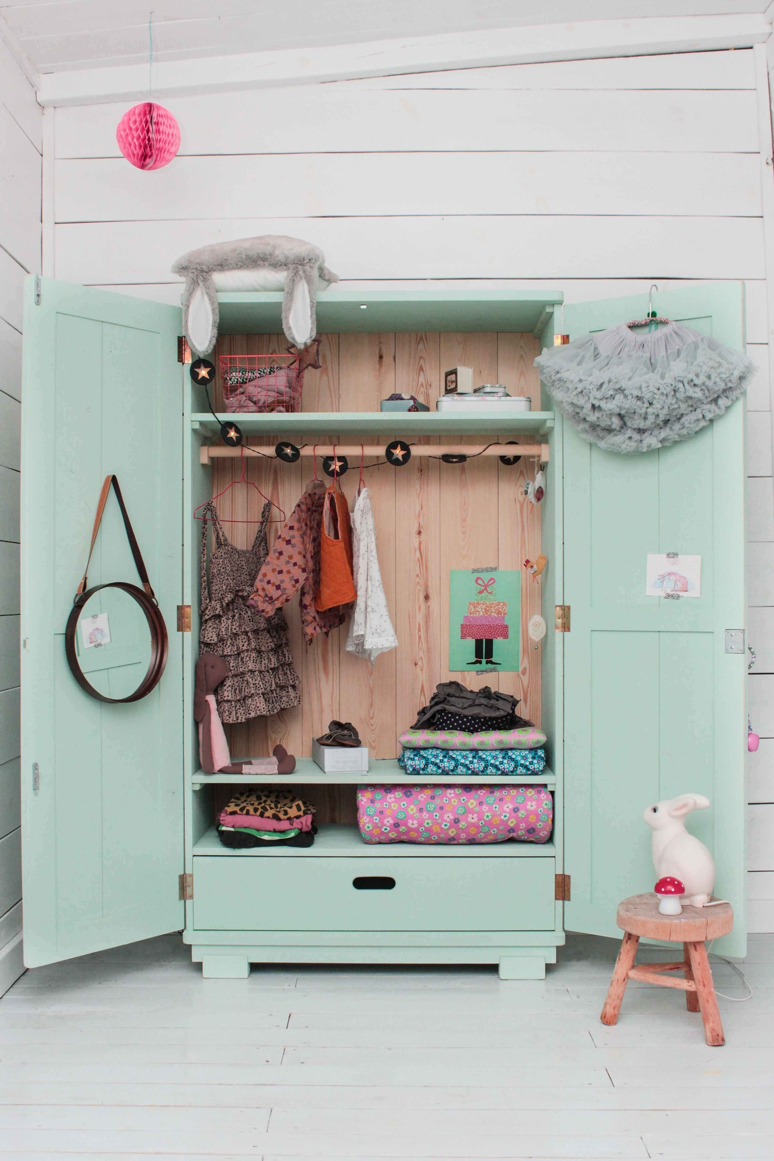 Wardrobe Closet For Kids