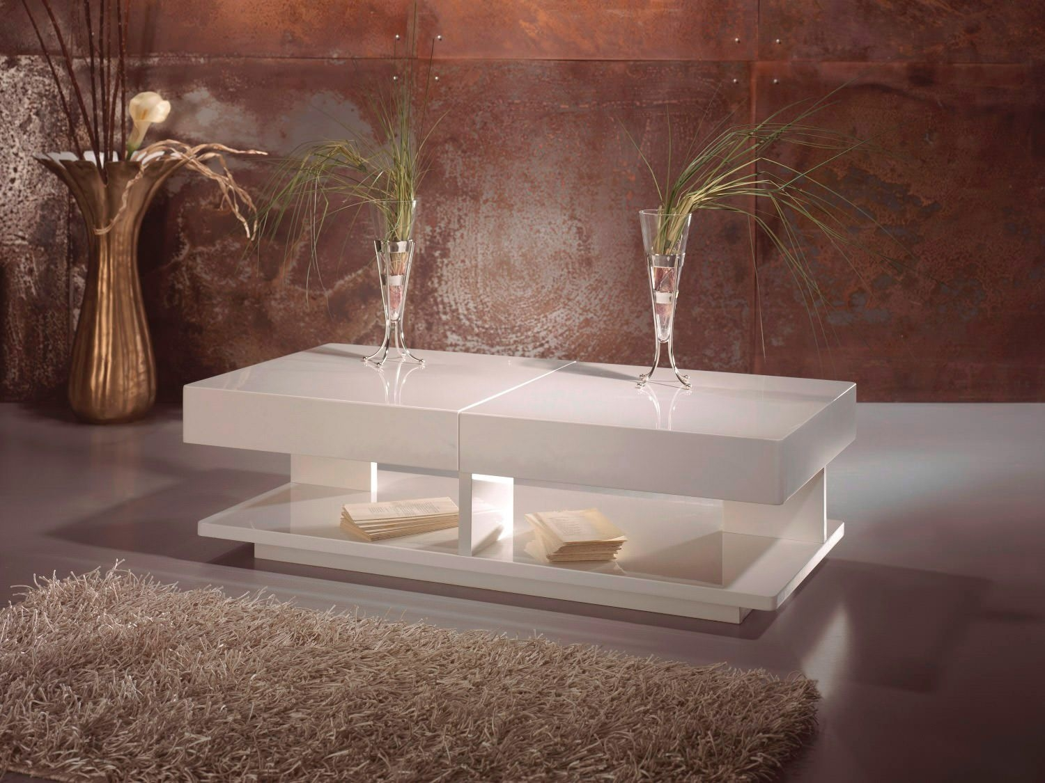 Modern coffee tables white Square White Gloss Coffee Table Round Foter White Gloss Coffee Table Ideas On Foter