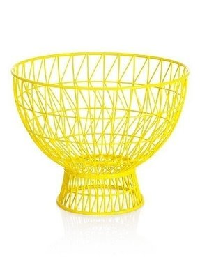 Wire fruit bowl 17