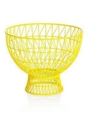 Wire fruit bowl 3