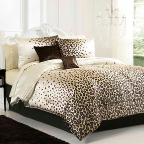 leopard duvet print of a animal picture runner double black bed bag bedding cover quilt p set serengeti in