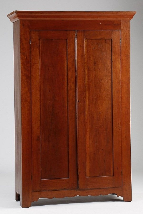 Armoire Cherry Wood