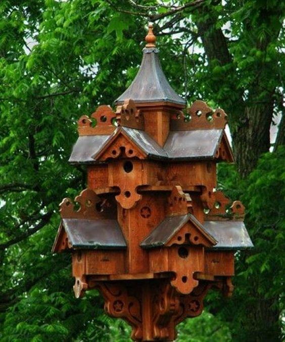Big Bird Houses