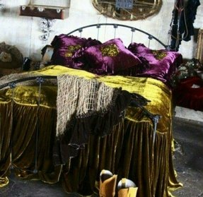 Bohemian chic bedding 3