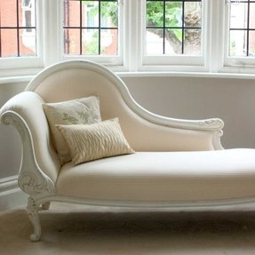 Chaise for bedroom