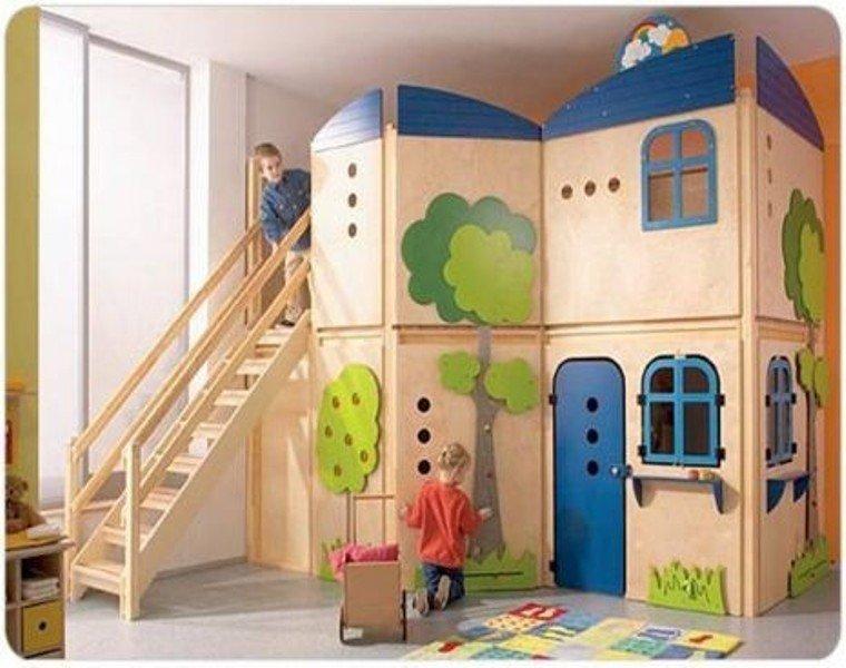 Amazing Childrens Indoor Playhouse