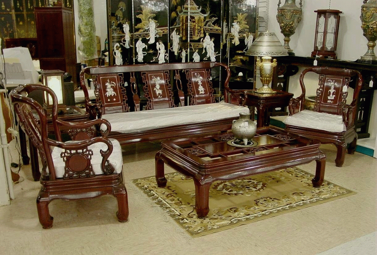Good Chinese Living Room Furniture