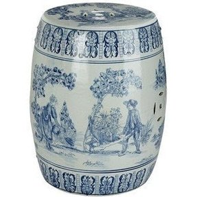 Enjoyable Chinese Ceramic Stools Ideas On Foter Machost Co Dining Chair Design Ideas Machostcouk