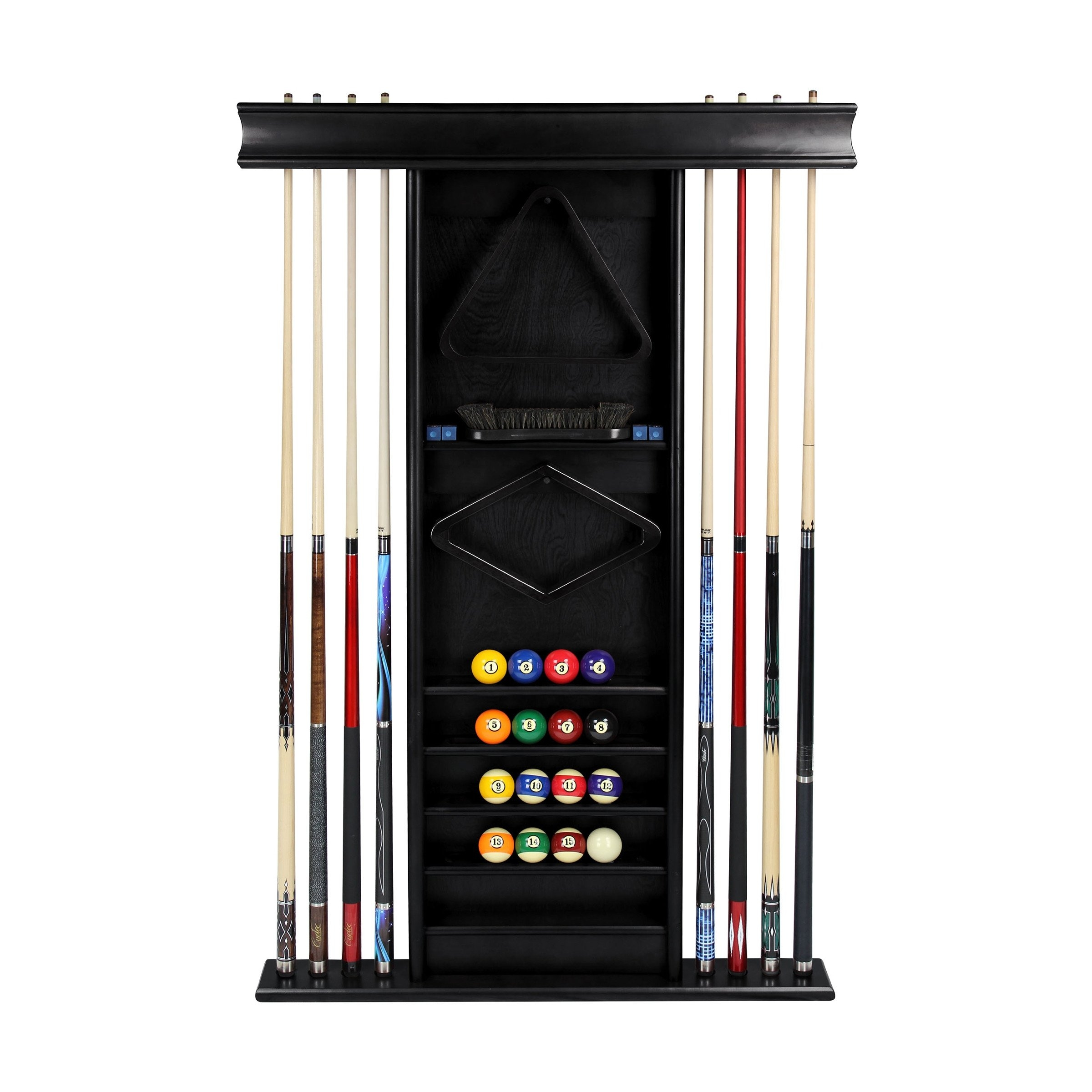 Genial Cue Racks And Stands