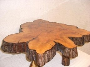 Cypress coffee table 8