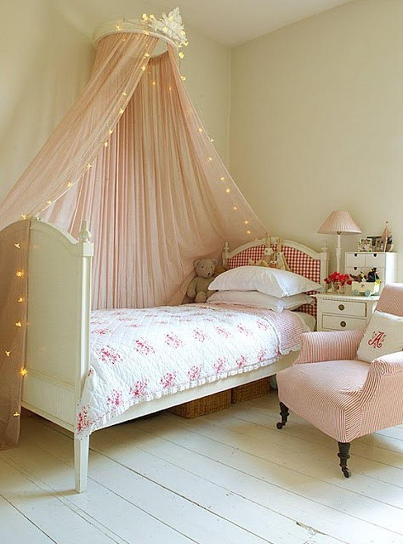 Diy Kids Canopy Bed
