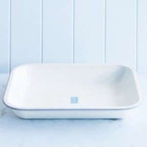 Enamel roasting pan 2