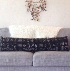 Superb Extra Long Bolster Pillow Ideas On Foter Short Links Chair Design For Home Short Linksinfo