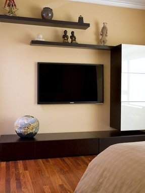 Flat Screen Tv Shelf Ideas On Foter
