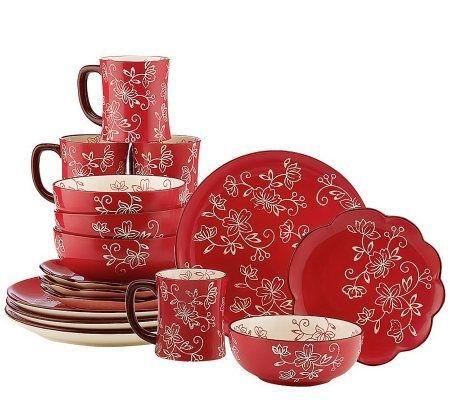 Floral tableware  sc 1 st  Foter & Floral Dinnerware Sets - Foter