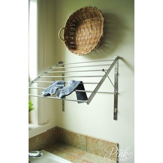 Fold out drying rack 4