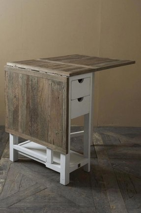 fold up bar - foter Fold up Night Stand