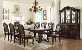 Formal dining room sets for 8 7