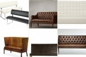 Leather Dining Bench With Back For 2020 Ideas On Foter