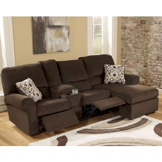Small Sectional Sofa With Recliner - Ideas on Foter