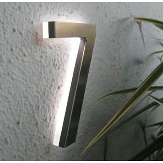 Best Light Up House Numbers For 2020 Ideas On Foter