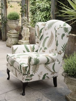 Loose covers for queen anne chairs