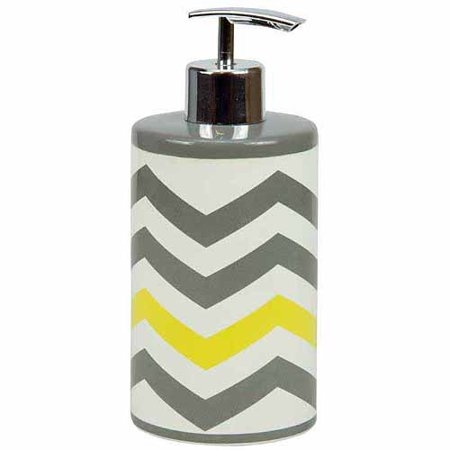 Mainstays chevron lotion pump yellow