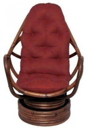 Papasan Swivel Chair Cushion