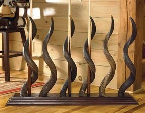 Pool Cue Floor Rack 1