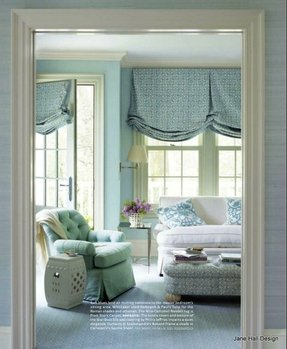 Balloon Valance Window Treatments Ideas On Foter