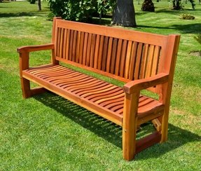 Redwood Benches Foter