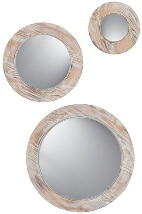 Set of three mirrors 1