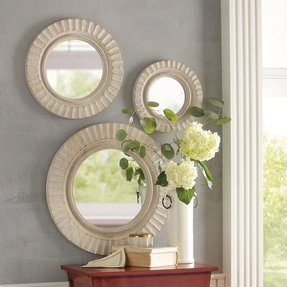Set of three mirrors 2