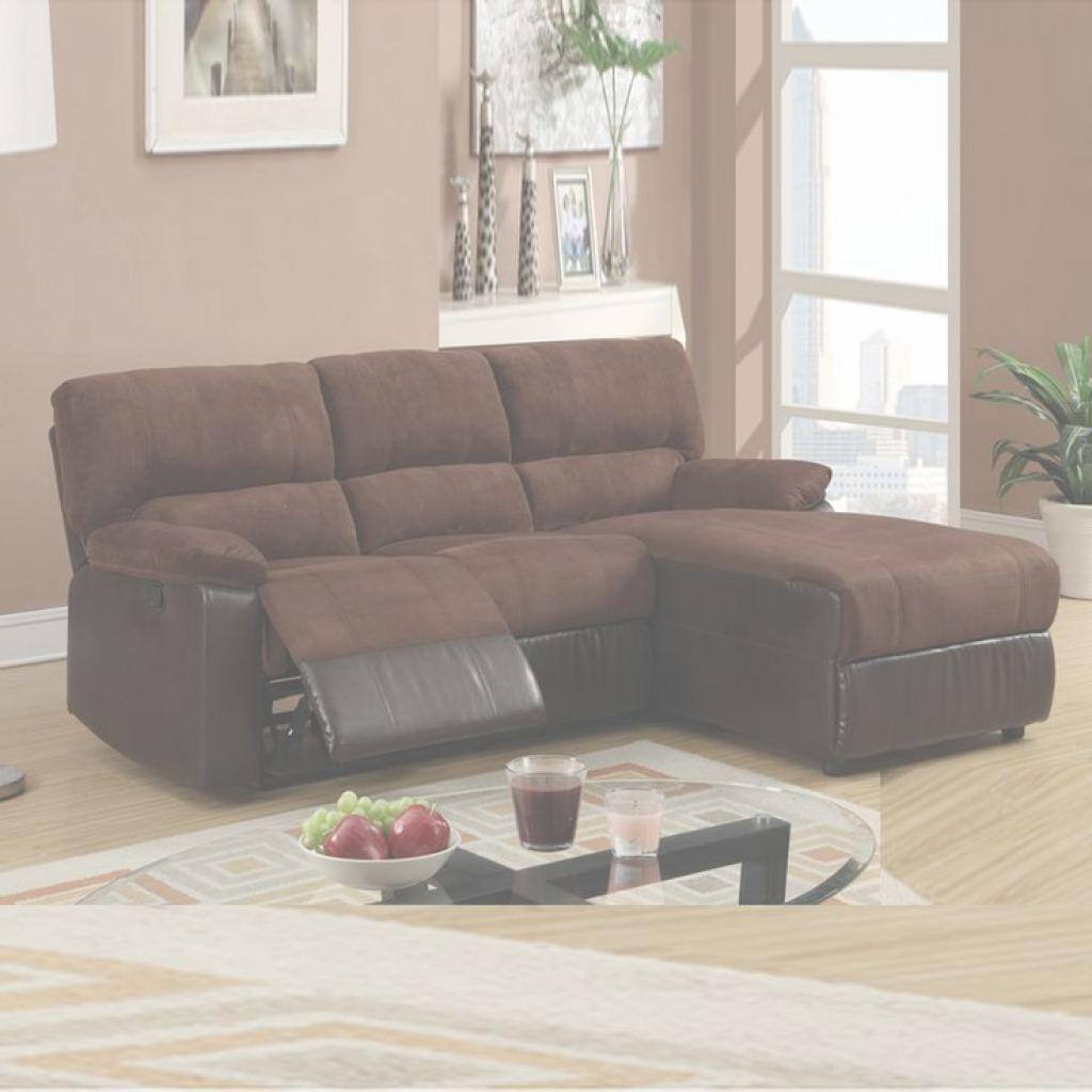 Superbe Small Reclining Sofa 1
