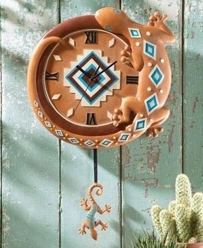 Southwestern Wall Clocks Ideas On Foter