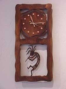 Southwestern Wall Clocks