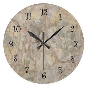 Stone wall clocks 3