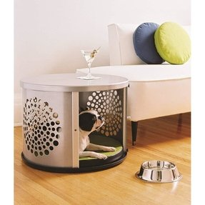 Table dog crate