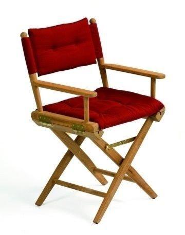 Teak Directors Chairs 6