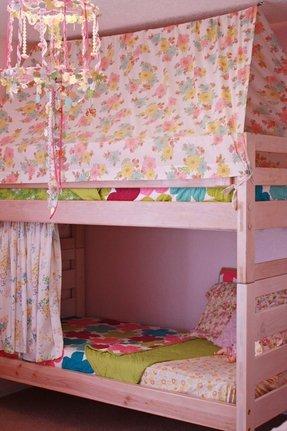 Tent Bunk Beds