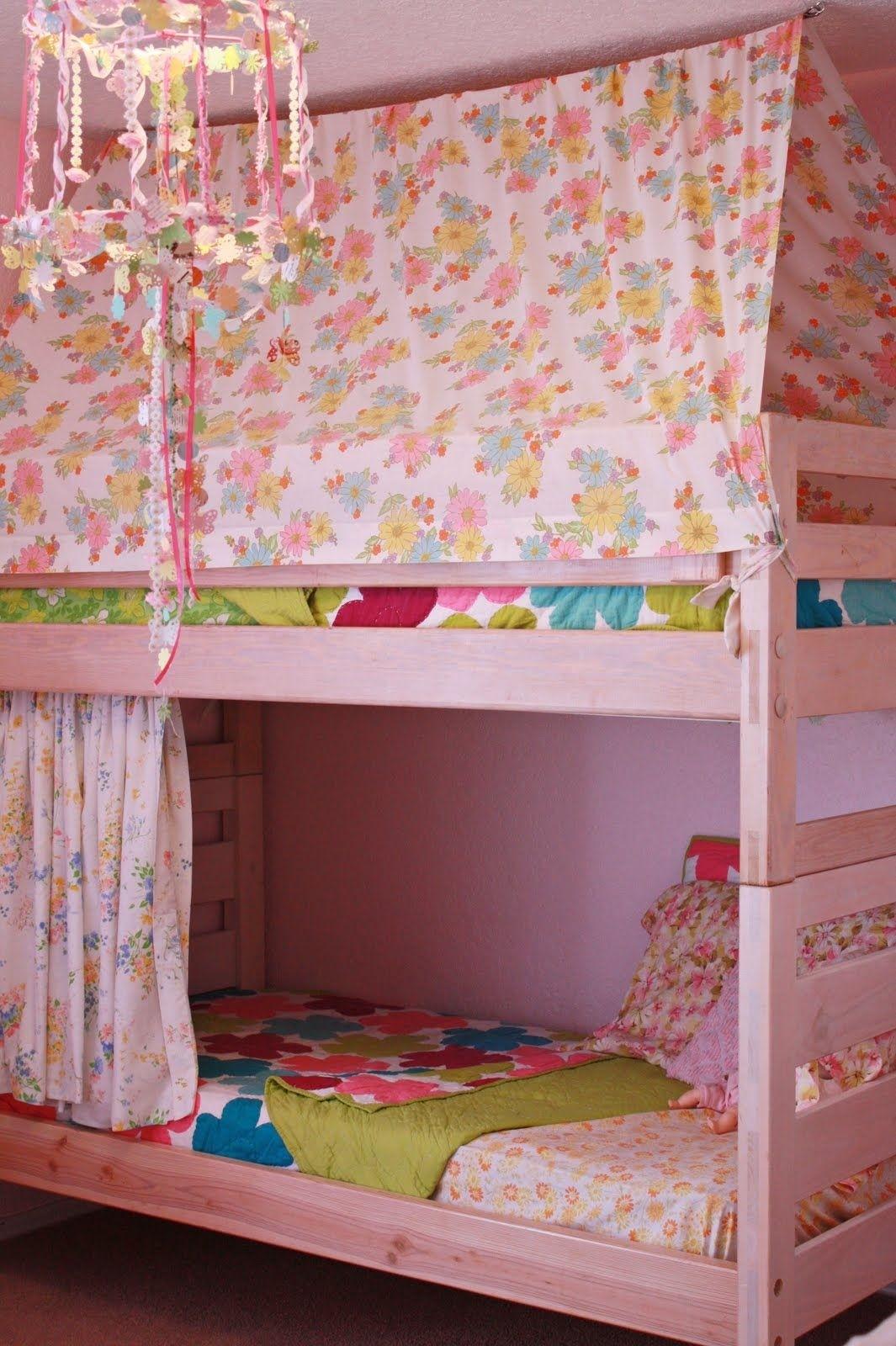 Tent bunk beds & Tent Bunk Beds - Foter
